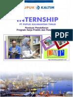 Panduan Pendaftaran Internship Pupuk Kaltim