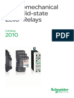 Electromechanical and Solid-State Zelio Relays