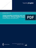 Understanding Emotional and Social Intelligence Among English Language Teachers