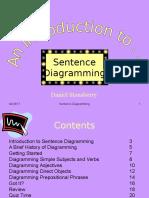 Diagramming Review