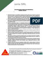 Procedura Aplicare Panze de Sticla La Pereti