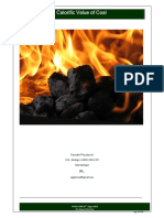 Calorific Value of Coal.pdf