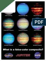 False Color Jupiter