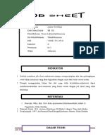 1. Job Sheet Menyusui