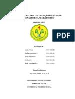 Resume II Matakuliah Manajemen Industri Fix