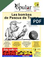 El Popular 381 Órgano de Prensa Oficial del Partido Comunista de Uruguay
