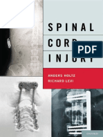 Anders Holtz MD PhD, Richard Levi MD PhD-Spinal Cord Injury (2010)