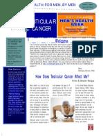 TUMH Newsletter 1