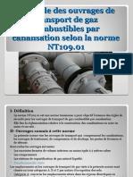 Présentation NT109.01