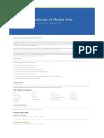 Zee Institute Media Arts Non Paid