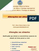 Alteracoes Enzimaticas e Nao Enzimaticas Prof Alvaro