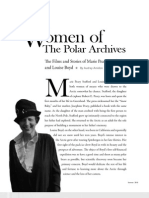 Women of the Polar Archives - Prologue - Summer 2010