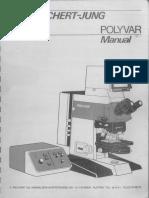 Reichert Polyvar Manual