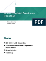 Moxa Embedded Solution on IEC 61850