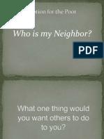 Who is my Neighbor.pdf