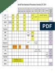 Calendario Vaccinale 2017-19