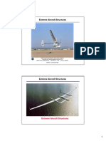 Aircraft Structures Notes