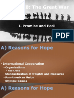 chapter 20 world war i