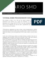 Tutorial Sobre Programador Ch341a _ Diario SMD