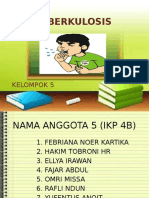 KELOMPOK 5 TBC