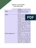 PeñaDuran Felipe M5S2 Premisas y Conclusion