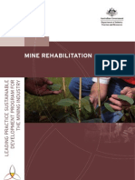 LPSDP-Mine Rehabilitation Handbook