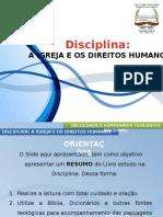 29aigrejaeosdireitoshumanos-140704134508-phpapp01.pptx