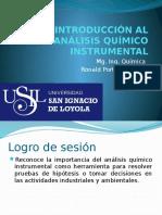 Clase 1- Introducción Al Análisis Químico Instrumental