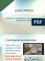 Chapter 7_Circular Motion
