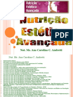[PALESTRA] NUTRIÇÃO ESTÉTICA AVANÇADA.pdf