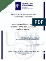 2016_Navarro_Plan Estratégico Para La Empresa Danilza