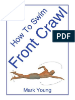 How to Swim Front Crawl (Mark Young)