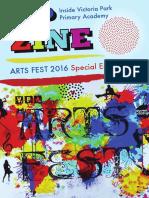 VPZine ArtsFest Edition