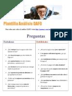 Plantilla Analisis DAFO (1)