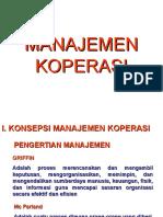 6. Manajemen Koperasi