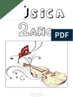 2_ Año Cuaderno de Música (32 Hojas) PDF