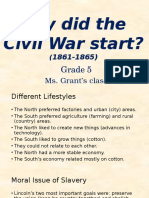 lesson plan civil war
