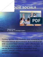 Pedagogia socială