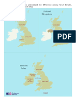 British Isles x United Kingdom x Great Britain - maps.docx
