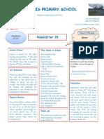 Newsletter 028