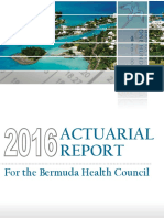Actuarial Review 2016 for Public