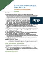 70-685 final examnotes.docx