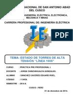 Tercer Informe de Alta Tension, Sanchez Caceres Eduard Roel, 113459