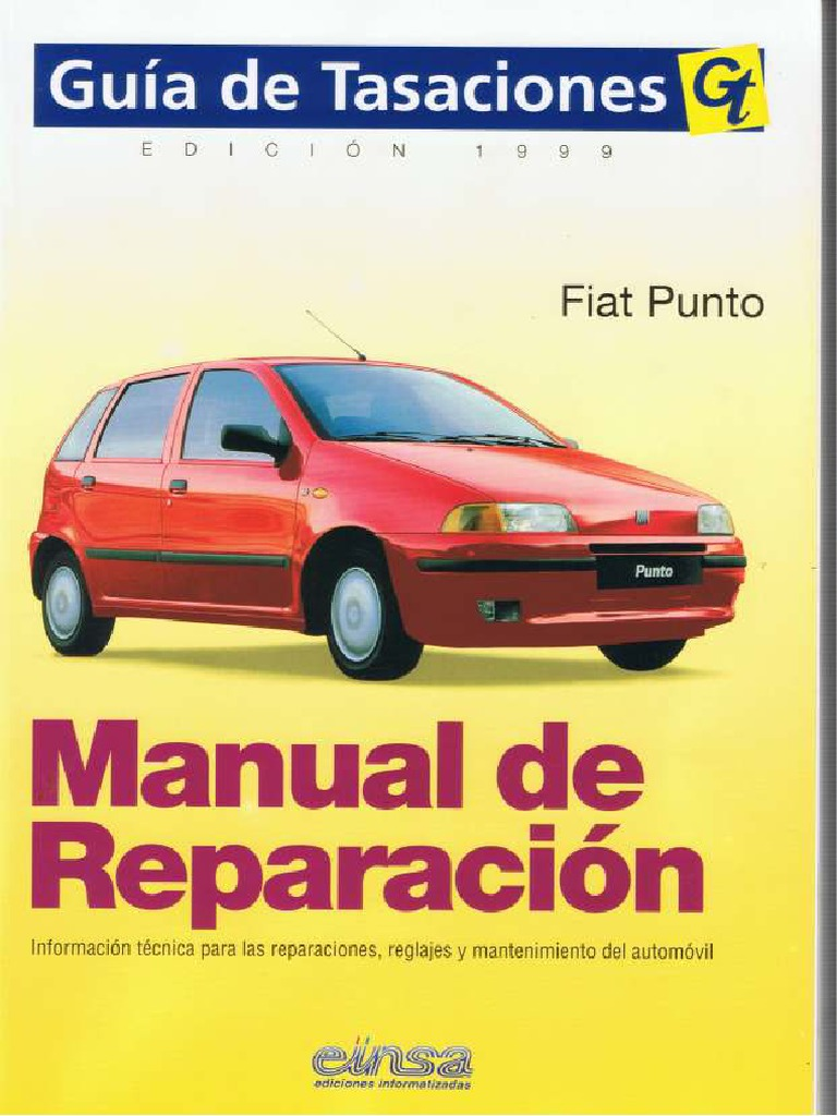manual fiat punto 21 rh scribd com service manual fiat punto 1 2 manual do fiat punto 2013