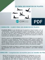 CIM Formación - Claves para ser monitor de pilates.pptx