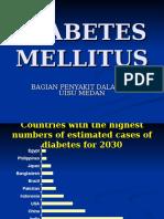 Diabetes Mellitus Lecture