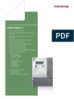 Omnipower Ct - Data Sheet - English