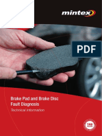 Mintex Fault Diagnosis ENG Brake Discs and Pads