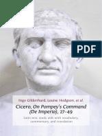 Cicero de Imperio 27 49