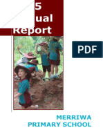 2015 Annual Report Completed